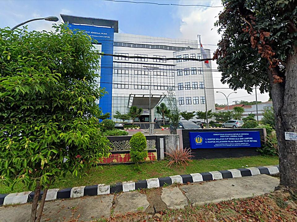 Kantor Pajak Bengkulu dan Lampung