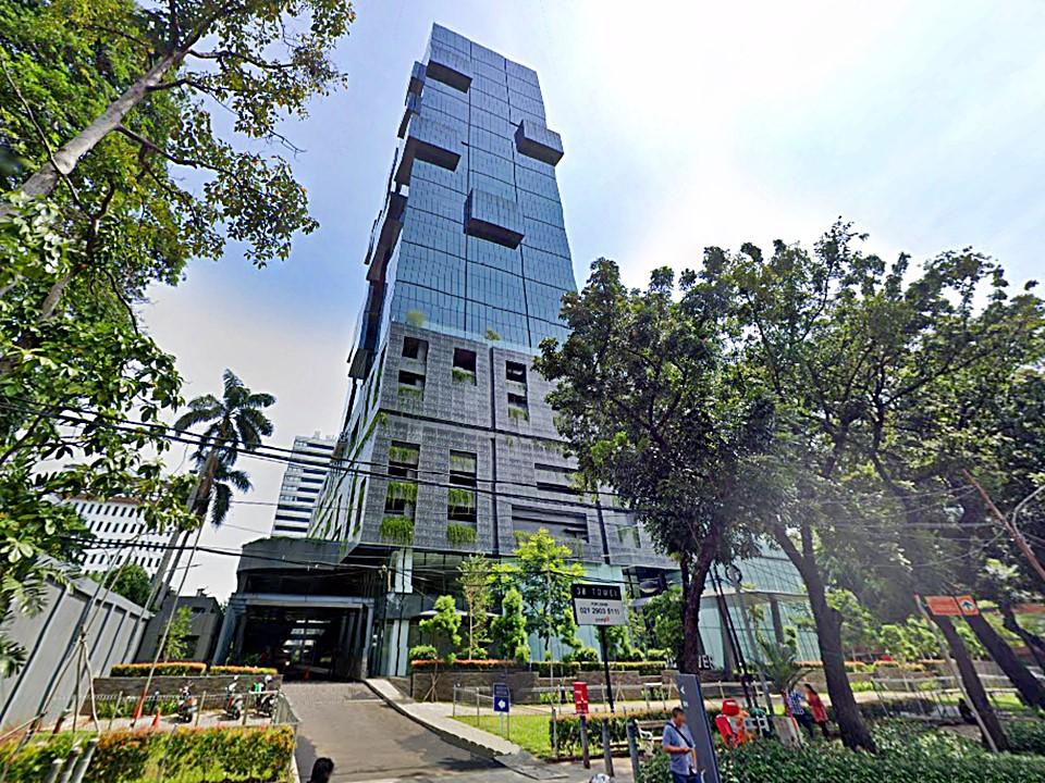 Kantor Pajak Jakarta Pusat